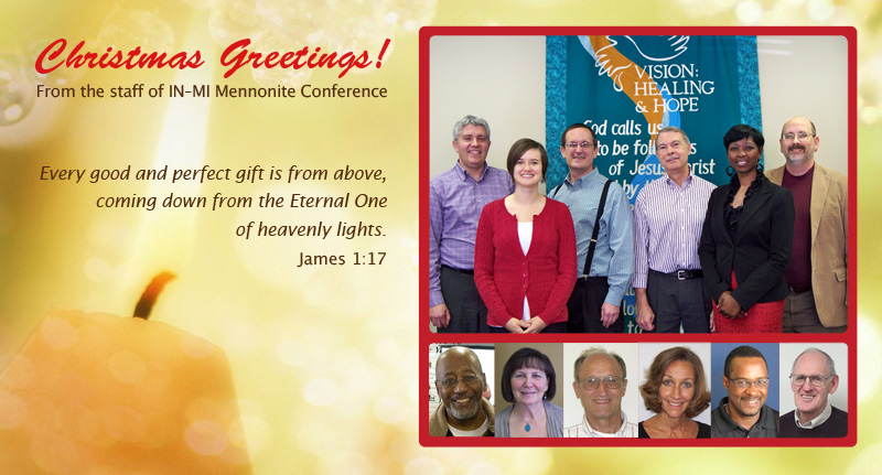 Christmas greetings from conference staff indiana michigan posted m4hsunfo
