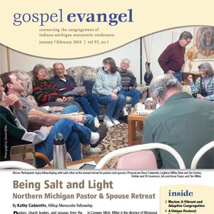 Jan/Feb Gospel Evangel now available